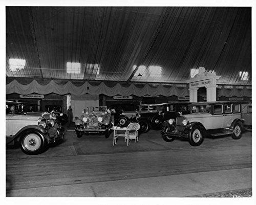 Review 1927 Packard Models At