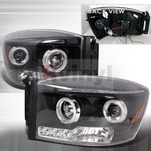 06 ram halo headlights - 5