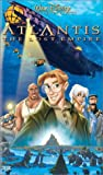 Atlantis - The Lost Empire (Walt Disney Pictures Presents) [VHS]