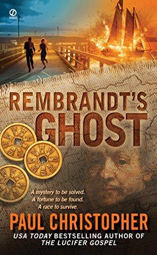 (Rembrandt's Ghost (A Finn Ryan Novel))