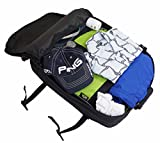 Cabin Max Backpack Flight Approved Carry On Bag Massive 44 litre Travel Hand Luggage 55x40x20 cm - Metz Black Bild 4