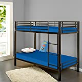 Zinus Sleep Master Memory Foam 5 Inch Bunk Bed / Trundle Bed / Day Bed / Mattress, Twin, Blue