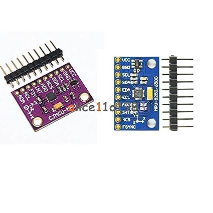 SPI//IIC MPU6500 6Axis Gyro Accel Sensor Module Replace MPU6050 for Arduino