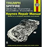 Triumph Spitfire, 1962-1981 (Haynes Manuals)