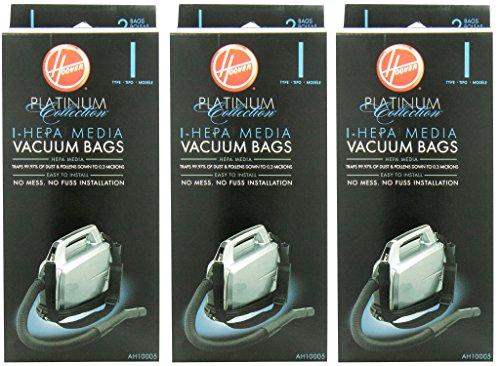 Type I Vacuum Bag (Pack of 3)