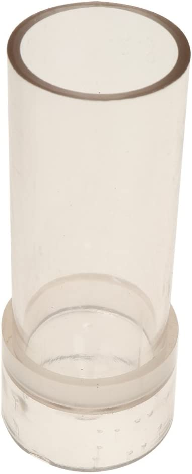 joyMerit 2X Candle Mold Pillar Moulds Plastic Candle Making 100mm 150mm