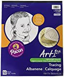 Pacon PAC2317 Tracing Pad, White