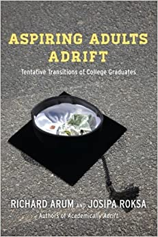 image for Aspiring Adults Adrift: Tentative Transitions of College Graduates