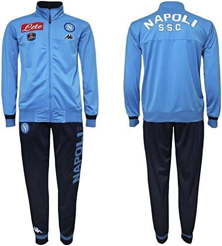 Kappa Chándal Napoli SSC 1083 - Equipo De Fútbol CÓDIGO: 302HTU0 ...