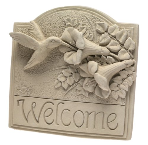 Cheap  Carruth 137 Hummingbird Welcome Plaque