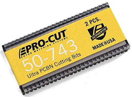 Pro-Cut 50-743 CUTTING TIPS PCBN 2 PACK by Pro-Cut (Image #1)