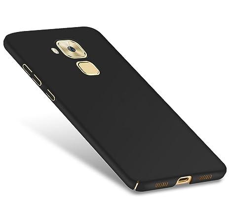 Tianqin Funda Huawei Nova Plus, Ultra-Delgado Carcasa Protectora Ultra Ligera PC Plástico Duro Case Anti-Rasguños Parachoque Estilo Simple para Huawei ...