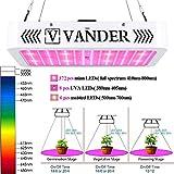 Best Grow Lights For Marijuanas - 2000W LED Grow Light Full Spectrum Veg Review