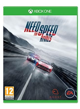 Amazon Com Need For Speed Rivals Xbox One Electronic Arts