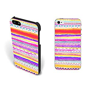New Fashion Style Stripes Case For Iphone 6 4.7Inch Cover Vogue Chevron Colorful Print Case For Iphone 6 4.7Inch Cover Case Skin for Girls