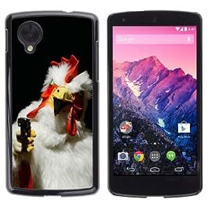 YOYOSHOP [Killer Rooster] LG Google Nexus 5 Case