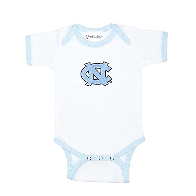 Amazon Com Baby Boys North Carolina Tar Heels Bodysuit 6 12 Months