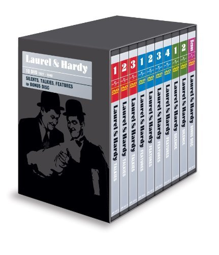 Laurel & Hardy Collection - 19-DVD Box Set Unaccustomed As ...