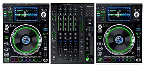 Denon DJ SC5000 + X1800 Bundle ()