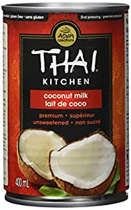 THAI KITCHEN Thai Pure Coconut Milk, 400 Milliliters