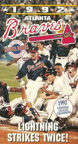 1992 Atlanta Braves Highlights: Lightning Strikes Twice! - Video Braves Atlanta