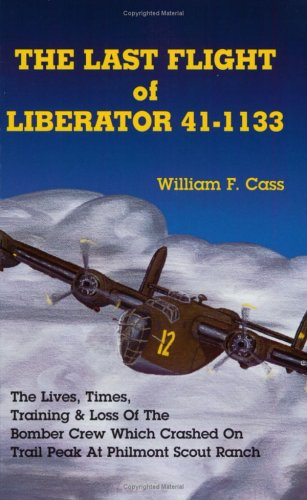 (The Last Flight of Liberator 41-1133)