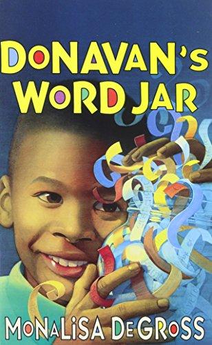 Word Jar - Journeys: Trade Novel Grade 3 Donavan's Word Jar