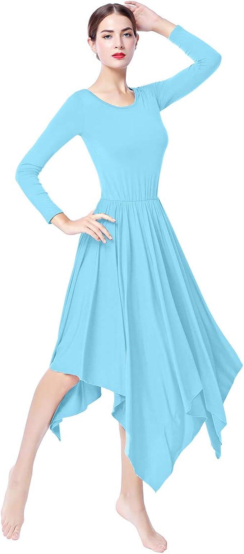 Sport Frauen Elegant Kleid Ballettkleid Tanzkleid Liturgische Lob