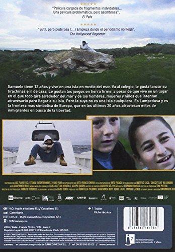 Fuocoammare -- Fuego en el mar -- Spanish Release