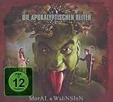 Moral & Wahnsinn (Ltd. Cd+dvd) by Die Apokalyptischen Reiter