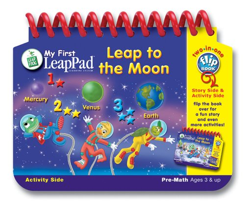 My First LeapPad Book: Leap to The Moon by LeapFrog Enterprises (Image #1)