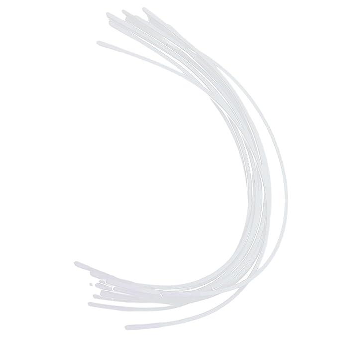 Sharplace 6 Par de Acero Inoxidable Sujetador de Ropa Interior con Aro de Reemplazo A -