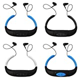 Sporting-Earphone-ELEGIANT-IPX8-Waterproof-Fashion-Headset-Headphone-Diving-Swimming-Underwater-Sport-MP3-Player-Built-in-4GB-Memory-and-Rechargeable-Battery-with-Earplug