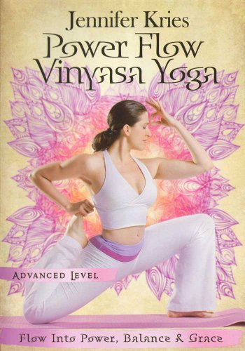 Power Flow Advanced Vinyasa Yoga with Jennifer Kries (Vinyasa Yoga Advanced compare prices)