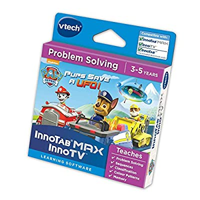 VTech 274103 Innotab and InnoTV Paw Patrol Electronic Toy: Toys & Games