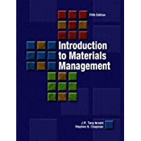Introduction to Materials Management (5th Edition)