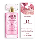 Yiwa 50ml/1.7 fl.oz Charming Perfume Sexy Flirt Fragrance for Women Sex Toy Purple pink