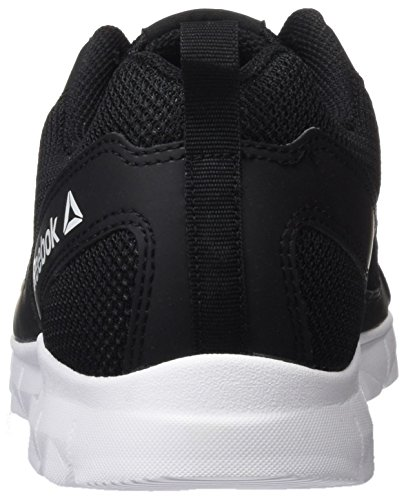Black White para Fithex Reebok Negro de Deporte Zapatillas TR Mujer wx8qZ4Sz