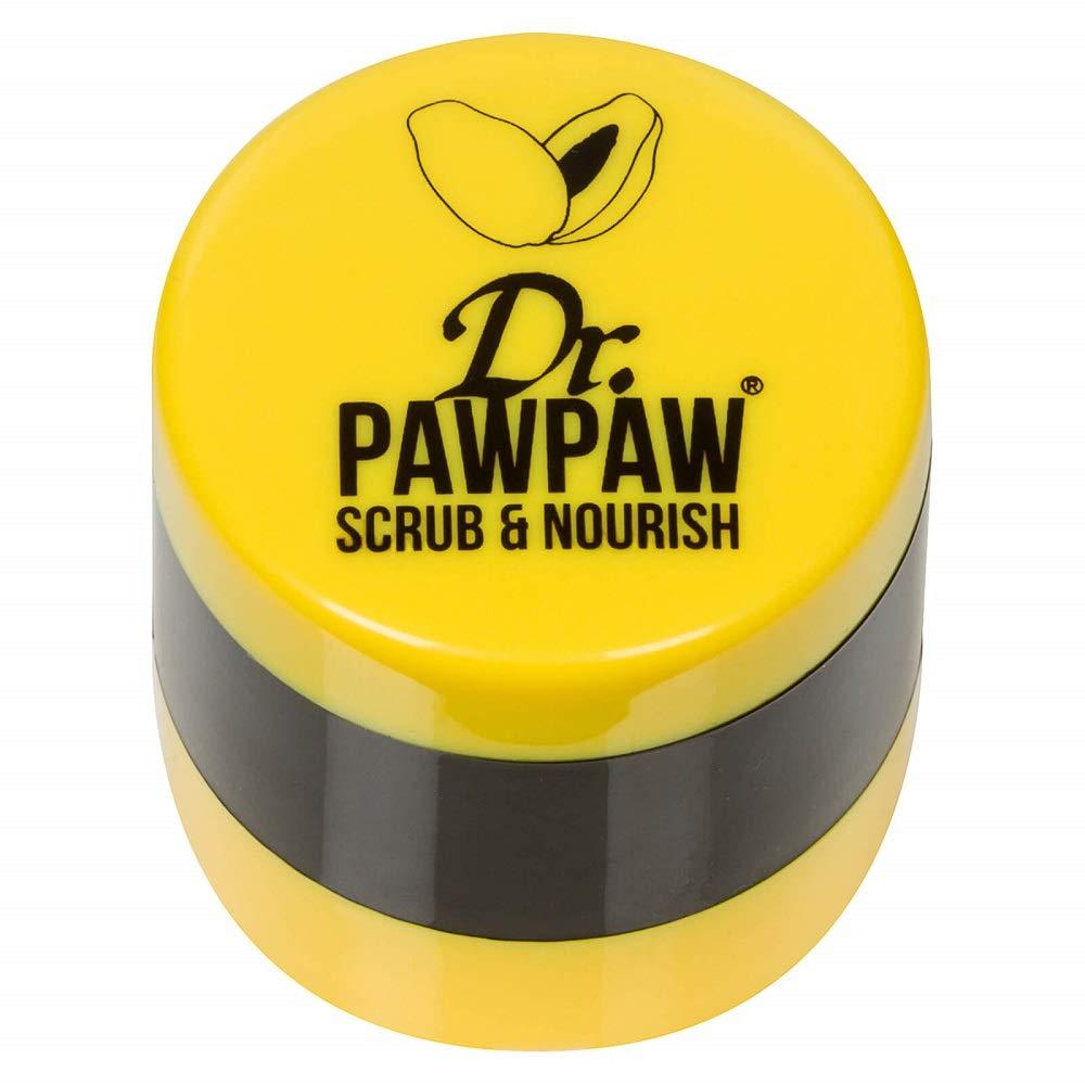 Dr Paw Paw Scrub & Nourish 2 in 1 Lip Sugar & Scrub 16g Dr PAWPAW