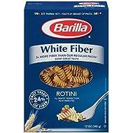 Barilla White Fiber Mini Rotini Pasta, 12 oz