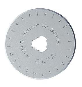OLFA 45mm Rotary Blades, 5-pack