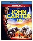 John Carter: Zwischen zwei Welten [Blu-Ray]+[Blu-Ray 3D] (English audio)