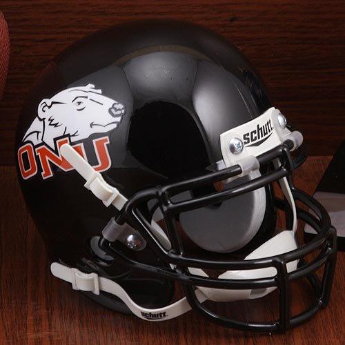 Schutt NCAA Mini Authentic XP Football Helmet, Ohio Northern Bears