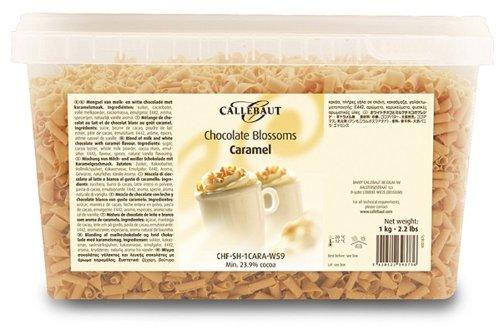 Callebaut Rizos de Chocolate sabor a Caramelo (virutas) 1kg: Amazon.es: Alimentación y bebidas