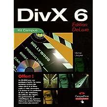 DivX 6 - Edition DeLuxe (CD-Rom)