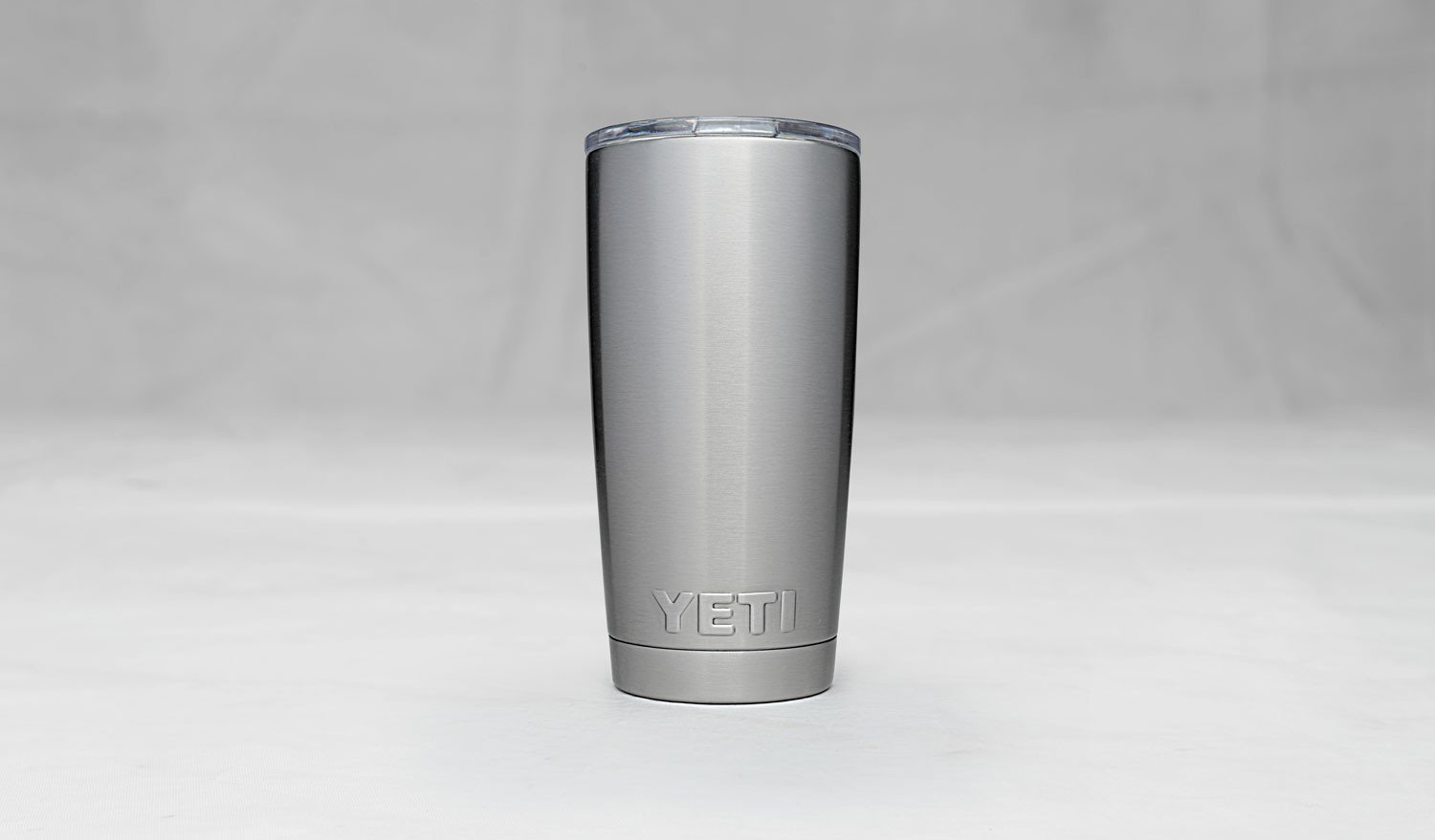 YETI Rambler 20 oz Stainless Steel Vacuum Insulated Tumbler with Lid (Stainless Steel) by YETI (Image #3)