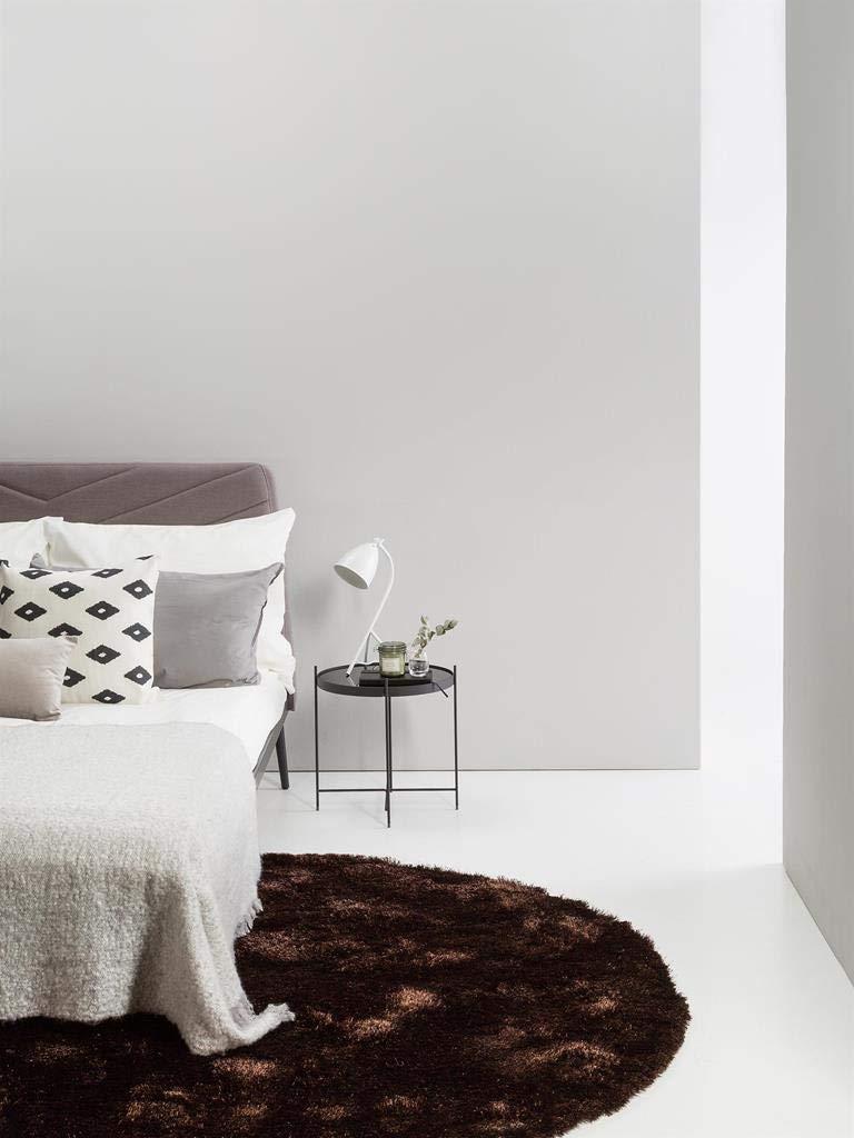 Benuta Shaggy Hochflor Hochflor Hochflor Teppich Whisper Quadratisch Beige 150x150 cm   Langflor Teppich für Schlafzimmer und Wohnzimmer B00G2JTL58 Teppiche ed91cd
