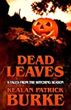 Book cover from DEAD LEAVES: 9 Tales from the Witching Season (Dead Seasons) by Kealan Patrick Burke