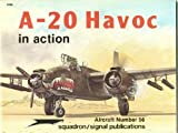 A-20 Havoc in Action, Jim Mesko, 0897471318