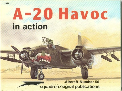 A-20 Havoc in Action - Aircraft No. 56 for sale  Delivered anywhere in USA